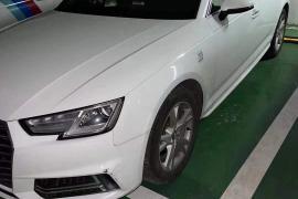 奥迪A4L 2019款 奥迪A4L 40 TFSI 运动型 国V抵押车
