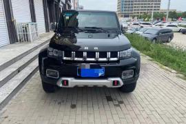 北京汽车 北京BJ40 2018款 北京BJ40 PLUS 2.3T 自动四驱旗舰版抵押车