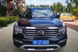 广汽传祺 传祺GS8 2019款 传祺GS8 390T 两驱豪华智联版(七座)抵押车