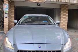 玛莎拉蒂总裁(进口) 2013款 玛莎拉蒂总裁(进口) 3.0T 标准型抵押车