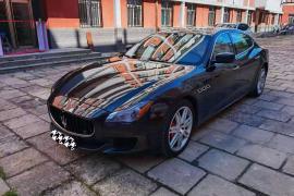 玛莎拉蒂总裁(进口) 2014款 玛莎拉蒂总裁(进口) 美规版抵押车