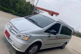 奔驰 威霆 2013款 威霆 2.5L 精英版抵押车