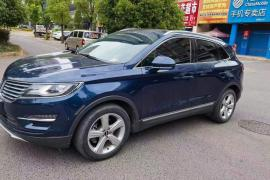 林肯MKC(进口) 2018款 林肯MKC(进口) 2.0T 两驱尊雅版抵押车