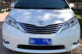 丰田 Sienna(进口)[塞纳] 2017款 Sienna(进口) 3.5 四驱 XLE 7座 美 抵押车