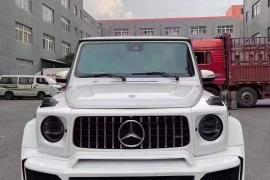 奔驰G级(进口) 2020款 奔驰G级(进口) G 500抵押车