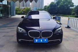 宝马7系(进口) 2011款 宝马7系(进口) 750Li xDrive抵押车