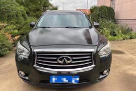 英菲尼迪JX35(QX60)(进口) 2013款 英菲尼迪JX35(QX60)(进口) 3.5L 卓抵押车