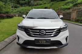 广汽传祺 传祺GS4 2021款 传祺GS4 270T 自动尊贵纵享版抵押车