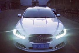 捷豹XF(进口) 2016款 捷豹XF(进口) 2.0T 两驱风华版抵押车