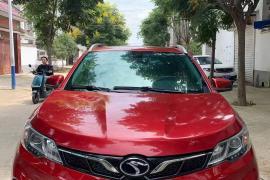 东南DX3 2018款 东南DX3 1.5T CVT尊贵型抵押车