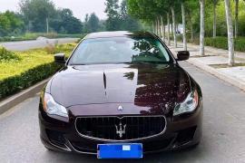 全款准14年玛莎拉蒂总裁3.0TT.玛莎拉蒂总裁(进口)抵押车