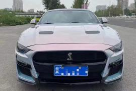 19年中规版福特野马,2.3T,夜景仪表福特 野马Mustang(进口)[Mustang]抵押车