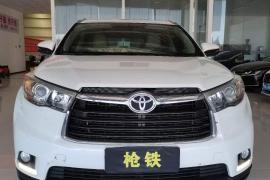 丰田 汉兰达 2015款 汉兰达 2.0T 四驱豪华版 7座抵押车