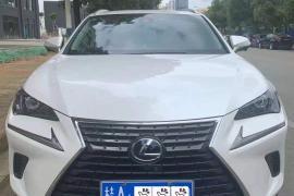 雷克萨斯NX(进口) 2020款 雷克萨斯NX(进口) 300h 前驱 锋越版 国VI抵押车