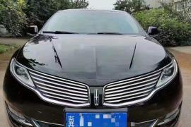 林肯MKZ(进口) 2016款 林肯MKZ(进口) 2.0T 尊雅版抵押车
