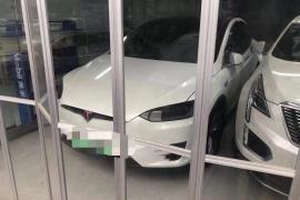 TESLA Model X(进口) 2019款 Model X(进口) 长续航版抵押车