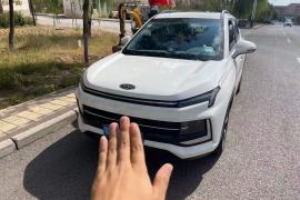 江淮 嘉悦X4 2020款 嘉悦X4 1.5T 手动超越型抵押车