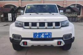 北京汽车 北京BJ40 2021款 北京BJ40 2.3T 自动四驱刀锋英雄版至尊型抵押车