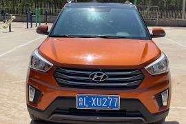 16年现代i25。北京现代ix35抵押车