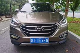 14年现代iX35自动次顶配,北京现代ix35抵押车