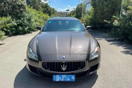 玛莎拉蒂总裁(进口) 2014款 玛莎拉蒂总裁(进口) 3.0T S Q4抵押车