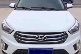 16年现代iX25,1.6自动高配,全景大天窗,北京现代ix25抵押车