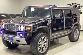 11年新款 悍马h2 6.2大排量悍马H2(进口)抵押车