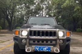 10年悍马H3,3.7L直列5缸,悍马H3(进口)抵押车