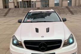 奔驰C级 2013款 奔驰C级 C 180 CGI 经典型抵押车