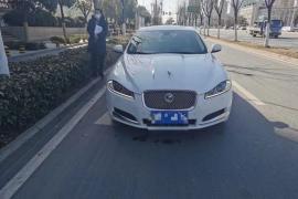 捷豹捷豹 捷豹XF(进口) 2013款 捷豹XF(进口) 2.0T 剑桥限量版抵押车