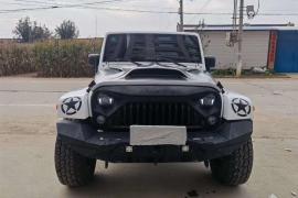18年吉普牧马人撒哈拉 3.0t顶配Jeep 牧马人(进口)抵押车