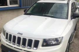 14年吉普指南者(进口)2.0L 两驱Jeep 指南者(进口)抵押车