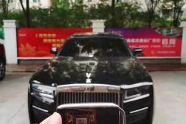 劳斯莱斯 古思特(进口) 2021款 古思特(进口) 6.7T 长轴距版抵押车