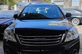 17年哈佛H6自动天窗1.5T排量,哈弗H6抵押车