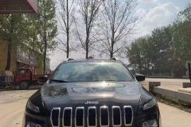 准18年吉普自由光2.0T高配,Jeep 自由光抵押车