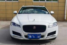 准18年上牌捷豹XFL排量2.0T,240PS豪华版捷豹XF(进口)抵押车