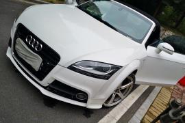 敞篷奥迪tt奥迪TT(进口) 2014款 奥迪TT(进口) Coupe 45 TFSI 劲动型抵押车