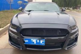 15年福特野马,担保公司出品,结清,福特 野马Mustang(进口)[Mustang] 2015款 野马(进口) 2.3T 性能版抵押车