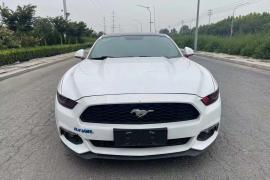 16年差一天中规福特野马,2.3T性能版,福特 野马Mustang(进口)[Mustang]抵押车