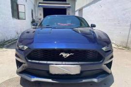 18年新款福特野马2.3T福特 野马Mustang(进口)[Mustang]抵押车