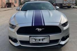 17年福特野马 2.3T渣男版 两门四座福特 野马Mustang(进口)[Mustang]抵押车