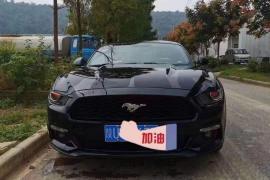 福特 野马Mustang(进口)[Mustang] 2016款 野马(进口) 2.3T 运动版抵押车