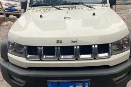 16年北京BJ40自动4驱,北京汽车 北京BJ40抵押车