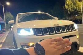 准18年吉普指南者,原始抵押银行Jeep 指南者抵押车