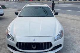 14年玛萨拉蒂总裁,玛莎拉蒂总裁(进口)抵押车