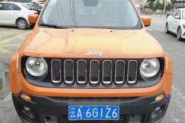 17年吉普自由侠,自动挡,Jeep 自由侠 2017款 自由侠 180T 自动高能版抵押车